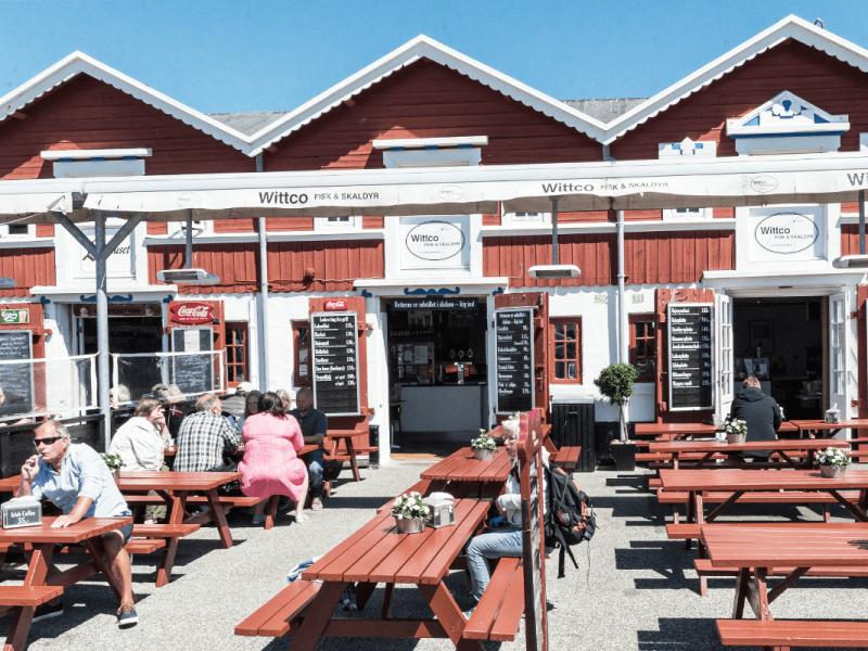 Velkommen hos Wittco Fisk og Skaldyr i Skagen